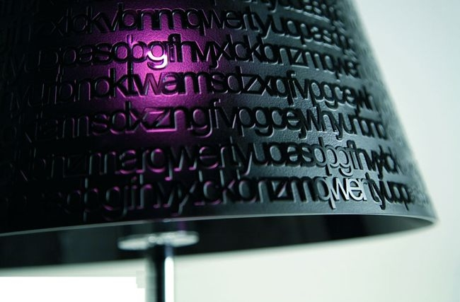 ABC - Table lamp